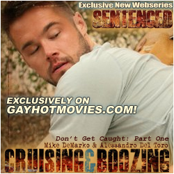 Gay Hot Movies - Cruising and Boozing