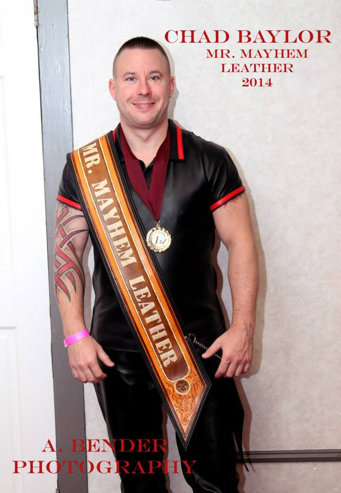 Mr Mayhem 2014