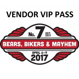 Vendor VIP Run Pass