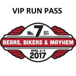 VIP 4-day Run Pass