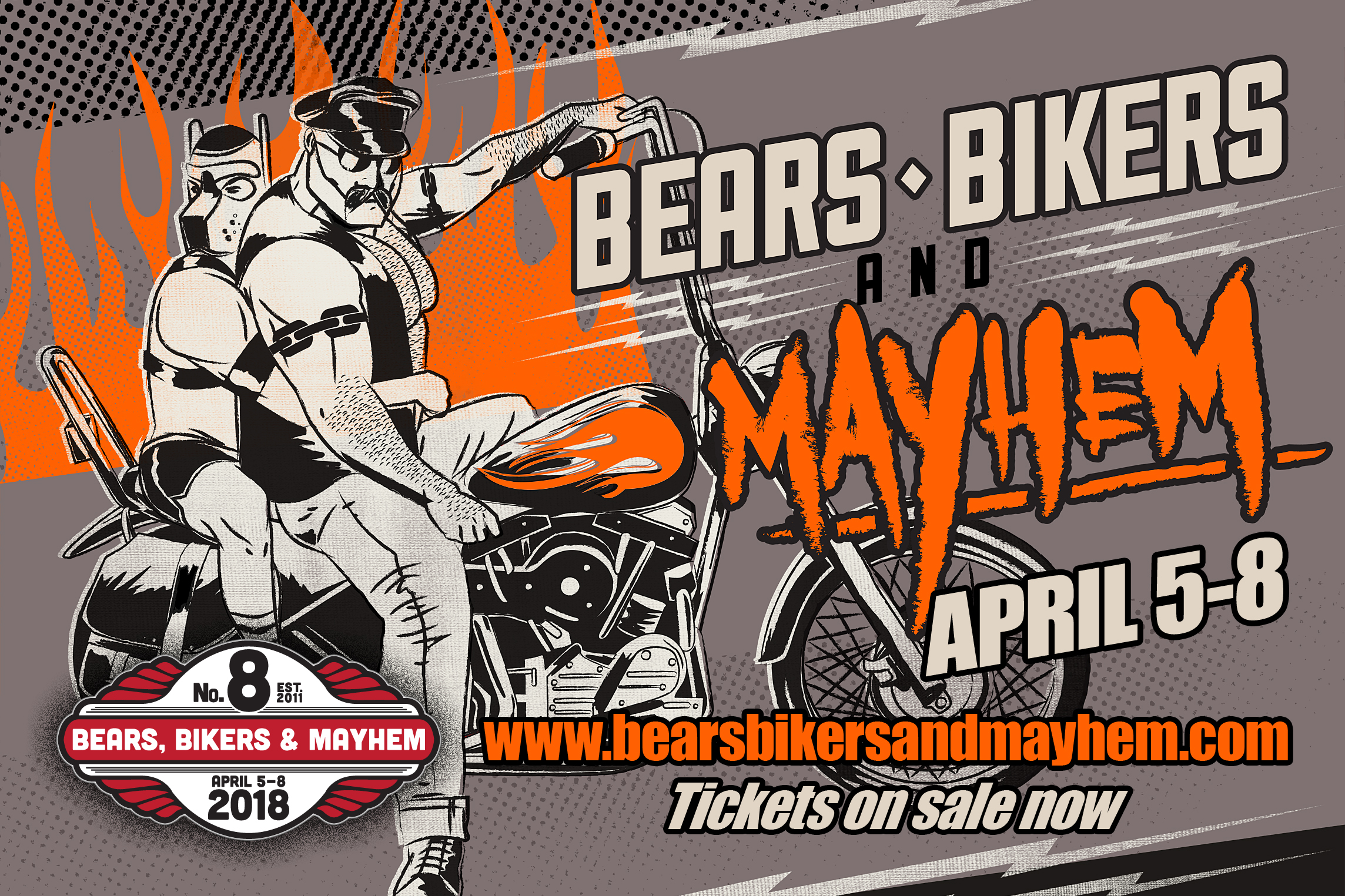Bears, Bikers & Mayhem