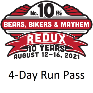 4-Day Run Pass
