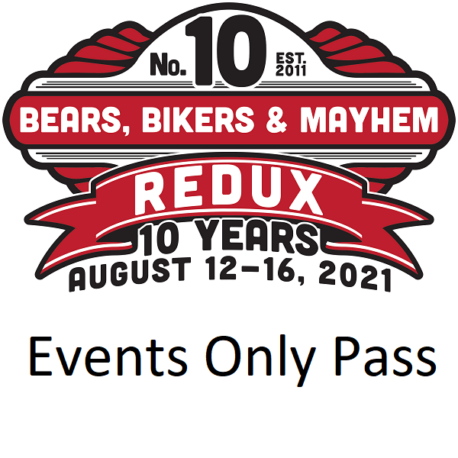 Events Only Pass