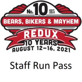 STAFF Run Pass