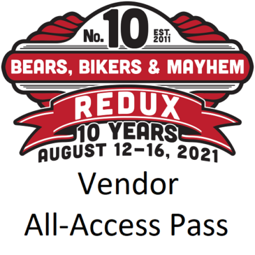 Vendor All Access Pass